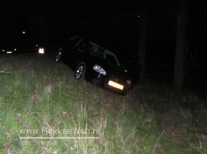 Politie houdt twee mannen aan na ruzie en ongeval