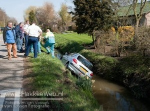 Auto te water (Video)