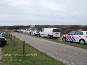 Brisantgranaat gevonden bij strand Ouddorp