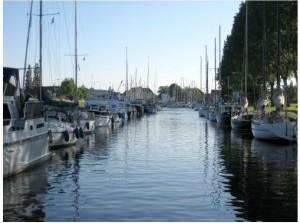 Weerbare en vitale recreatieparken en jachthavens Goeree-Overflakkee