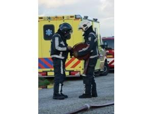 Twee doden na brand in windturbine