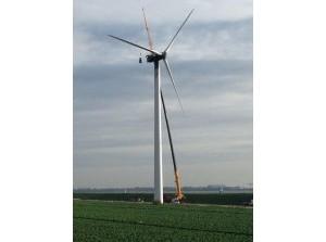 [Update] 19- en 21-jarige monteurs overleden bij brand windturbine