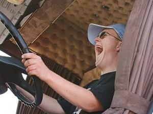 Jubileumroute 6de lustrum Truckrun Goeree-Overflakkee