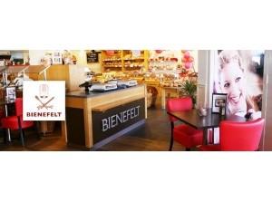 Lunchroom gesloten - winkel open Bakkerij Bienefelt