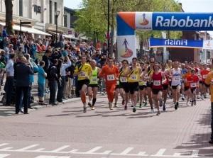 Bedrijvenloop 40e Rabobank Omloop van Menheerse