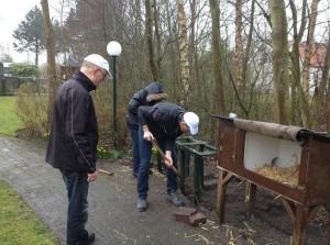 SGP Goeree-Overflakkee in actie voor NL Doet