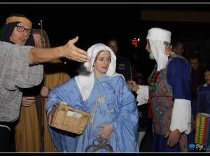 Kinderkersttocht 'Van Nazareth naar Bethlehem' op Goeree-Overflakkee