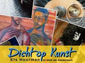 Nieuwjaarshappening vereniging KunstPlus in Oude-Tonge, niet bij Havenhoofd