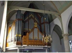 76e Bachconcert Hervormde Kerk Middelharnis door Paul en Auke Kieviet