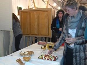 [video] Opening expositie Dicht op Kunst bij KunstPlus Oude-Tonge