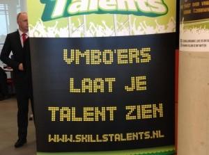 RGO-Meidenteam Economie en Ondernemen eerste bij provinciale voorrondes Skills Talents