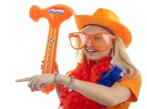 Trainer Melissant doet oproep: Wanted! Ladies in Orange