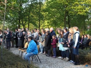 Nationale Dodenherdenking 4 mei 2019 op Goeree-Overflakkee