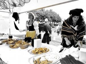 Dansen met de Goereese Portdagen