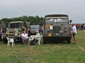 Jaarlijks feestje bij Oldtimerdag in Goedereede