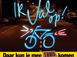 Politie op Goeree-Overflakkee controleert weer op fietsverlichting