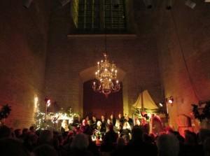 Sfeervolle Kerstconcerten in Toren van Goedereede