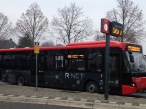 Nieuwe dienstregeling busvervoer per 10 december