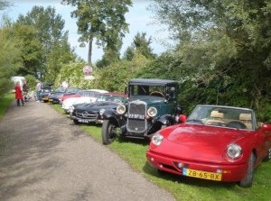 Welkom bij Cars and Coffee in Theetuin De Bongerd