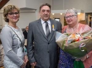 Zes inwoners Goeree-Overflakkee Koninklijk onderscheiden tijdens Lintjesregen