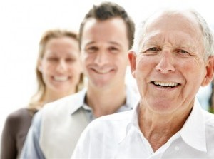 Voorlichting dementie tijdens het mantelzorgcafé in Middelharnis