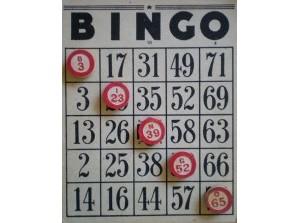 Bingo op 'de Klepperstee'