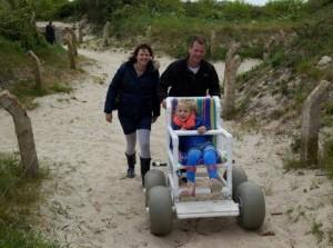 20 mei mindervalidendag bij bunkercomplex 'De Punt' Ouddorp