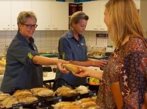 RGO Middelharnis heeft zilveren Schoolkantine Schaal 2017