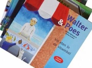 Caroline Melissant brengt vierdelige kinderboekenreeks uit over vissector