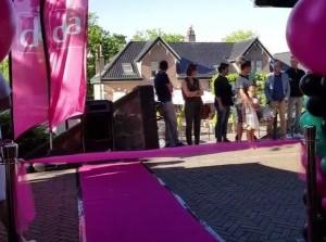 Video opening vernieuwde winkel DA Hisschemoller Middelharnis