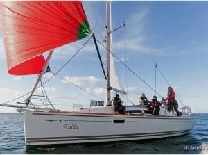 Zeiltocht met Anilla Sailing Grevelingenmeer