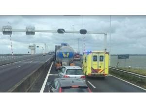 Haringvlietbrug A29 elf nachten dicht vervanging voegovergangen