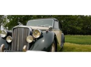 Presentatie en rondrit oude auto's Stellendam