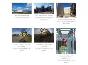 Verwachting Windpark Krammer in 2019 operationeel