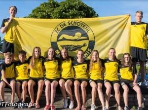 Elise Tanis voor Schotejil behaalt twee Nationale titels in Eindhoven