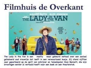 Filmavond Lady in the Van in De Overkant Ouddorp