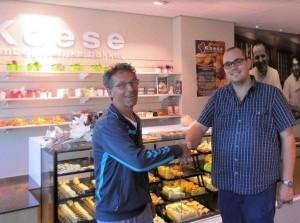 Richard van den Bos wint Grote Prijs Bakkerij Koese