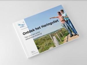 Gratis boekje om Deltanatuur van het Haringvliet te ontdekken