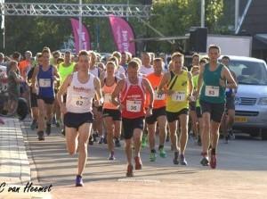 Loop mee met de 1/4marathon van Ouddorp