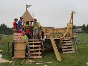 Huttenfeest Stad aan het Haringvliet