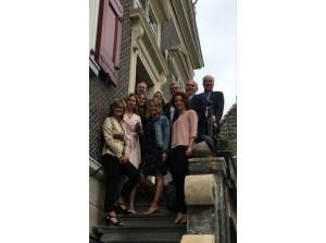 Werkbezoek VVD Europarlementariër Cora van Nieuwenhuizen aan Goeree-Overflakkee
