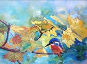 Expositie 'Één met de natuur' door Marian Kortekaas