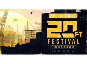 20ft. Festival Indoor Madness & Het Flakkees Fris Feest