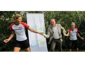 Roparun-teams rennen voor Goeree-Overflakkee