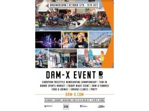 Zien, doen en beleven bij het Dam-X Event Brouwersdam