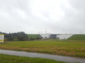 Slagbomen op N57 Ouddorp-Hellevoetsluis in storing