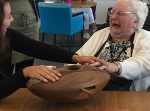 Nieuw Rijsenburgh biedt bewoners en familieleden bijzondere contactmomenten CRDL