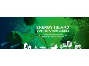 Energy Island congres en beurs: Goeree-Overflakkee deelt kennis met rest van de wereld