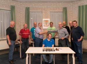 Schaakvereniging Oost-Flakkee (SOF) weer terug op honk