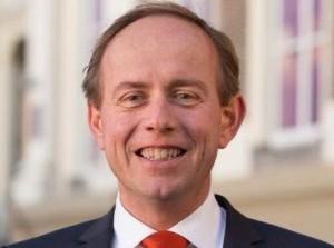 SGP Tweede Kamerlid v.d. Staaij in Ooltgensplaat over 'Haagse politiek'